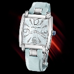 Ulysse Nardin Caprice (SS / Light Blue / Satin)