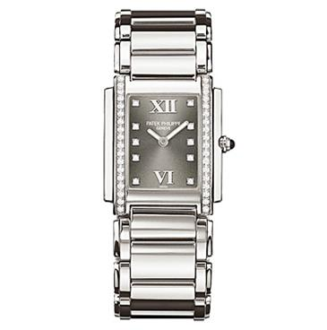 Patek Philippe Stainless Steel - Ladies - Twenty~4®