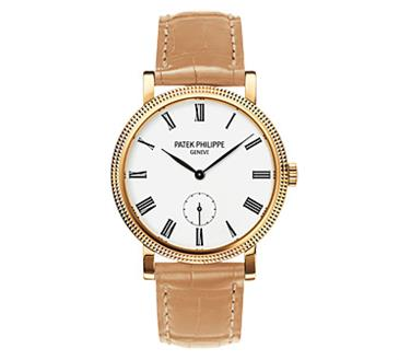 Patek Philippe Yellow Gold - Ladies - Calatrava