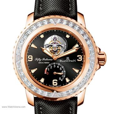 50 Fathoms Tourbillon Automatic 5025 6230 52