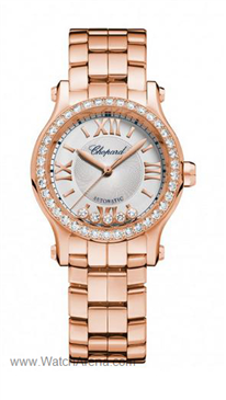 f72779c95 Chopard Happy Sport 30 mm Automatic 274893-5004 (Rose Gold)