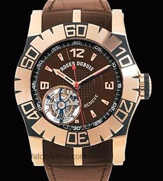 9f638435bb6 Roger Dubuis Easy Diver Flying Tourbillon RDDBSE0226