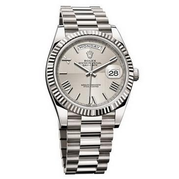 99cb902bec1 Rolex Oyster Perpetual Day-Date 40 228239 (White Gold)