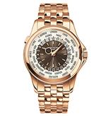 Patek Philippe Rose Gold - Men - Complications